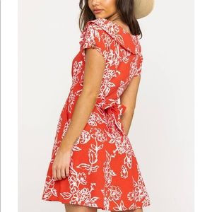 """Free People """"A Thing Called Love"""" mini dress"""